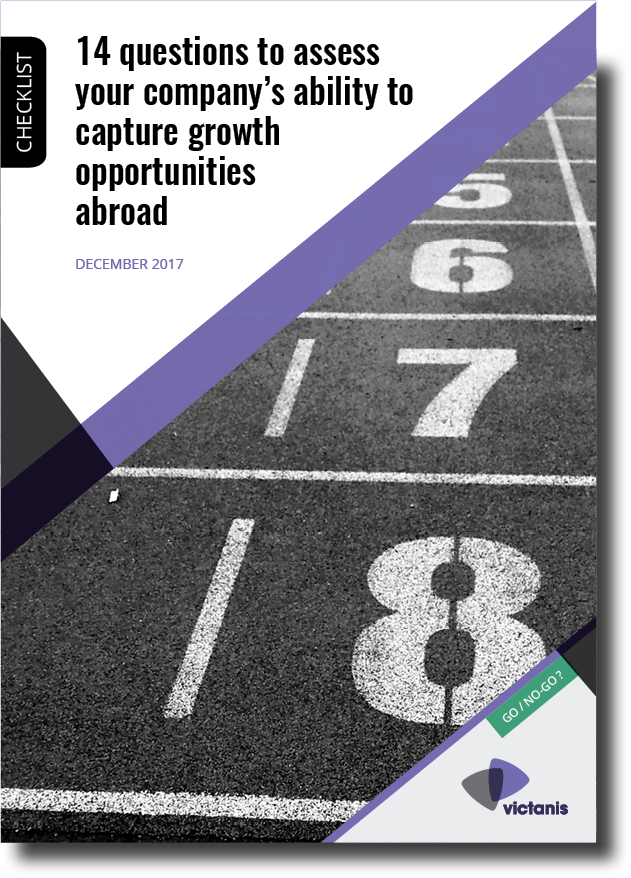 assess ability to capture growth opportunities abroad