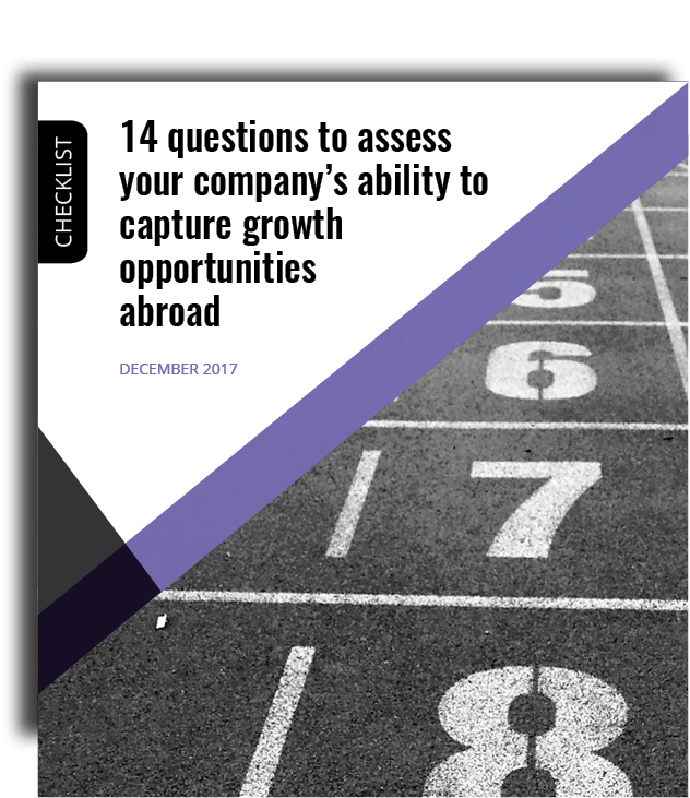 checklist-assess-growth-opportunity-abroad